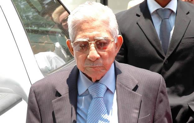 MUERE 'LA QUINA': A los 91 años, fallece el ex dirigente petrolero Joaquín Hernández Galicia