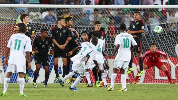 EL TRICAMPEONATO QUE NO FUE: Frena Nigeria 3-0 a México y se queda como subcampeón en el Mundial Sub-17