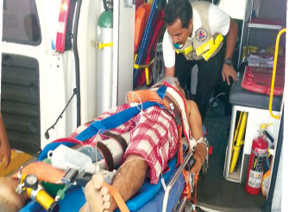 INTENTO DE EJECUCIÓN A BALAZOS: Disparan contra un joven de 20 años en Puerto Morelos; con una herida en el pecho, se encuentra grave en hospital