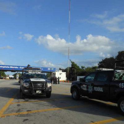 TRÁGICO ACCIDENTE DE ESTUDIANTES DEL IPN: Saldo de 15 heridos y una fallecida al estallar llanta de autobús en autopista Cancún-Mérida