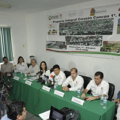 Inyectarán 50 mdp para revivir el 'corazón' de Cancún