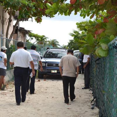 Sigue investigación sobre el presunto robo a empleados a Casa de Cambio Monex en Cancún