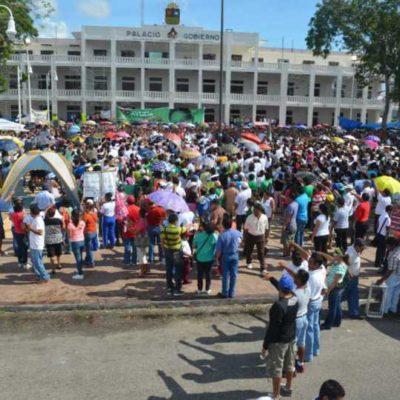 Aún no convence nueva propuesta 'light' para restringir manifestaciones en Quintana Roo