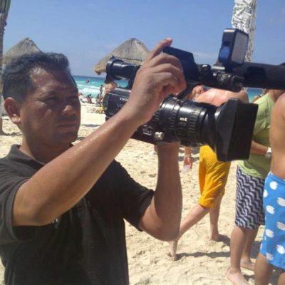 EL CRUEL ROSTRO DE LOS MEDIOS: Despedido de Televisa y sin seguridad social, muere el camarógrafo Julio Poot en Cancún