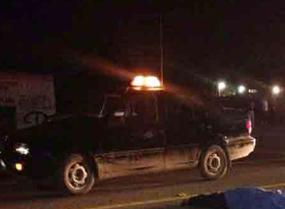 Muere hombre arrollado en la carretera Bacalar-Chetumal