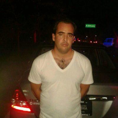 Atropellan a 2 turistas argentinas en la Zona Hotelera de Cancún