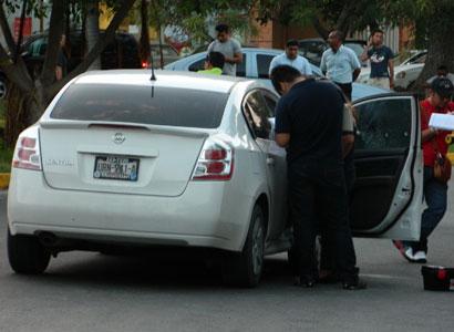Rechaza pareja baleada en Cancún declarar sobre atentado
