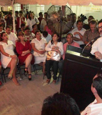 Surgen críticas al interior del PRI contra 'imposición' de Ulises Ruiz como delegado