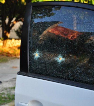 Casi una semana después, muere hombre baleado en la Nichupté de Cancún