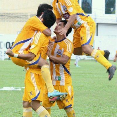 Por primera vez en 29 años, Pioneros de Cancún logra campeonato de la Segunda División de futbol al vencer a equipo de SLP