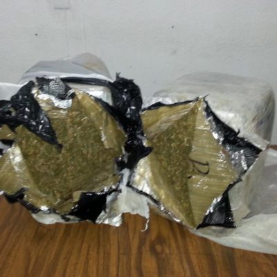 HALLAN MÁS DROGA EN EL CERESO: Decomisan otro paquete con 20 kilos de marihuana en la cárcel de Chetumal; presumen 'montaje' de Bibiano Villa