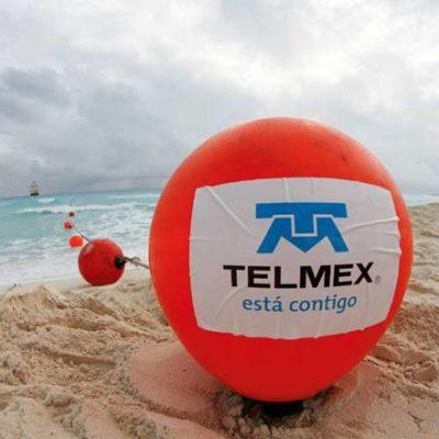 Completan Telmex y América Móvil conexión en Cancún del Cable Submarino AMX1