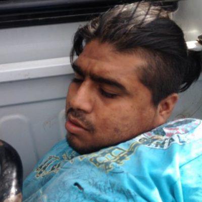 Capturan en Chetumal a 2 presuntos sicarios de 'Los Pelones'