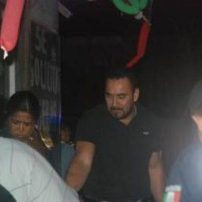 Balean a empleado de bar en la Avenida Kabah de Cancún