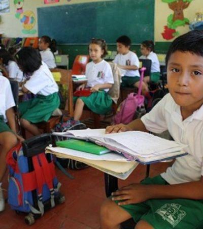 Termina el Censo Escolar en QR