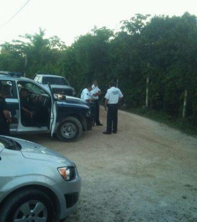 OTRO FEMINICIDIO EN CANCÚN: Hallan cuerpo de mujer violada y lapidada atrás de Villas del Sol