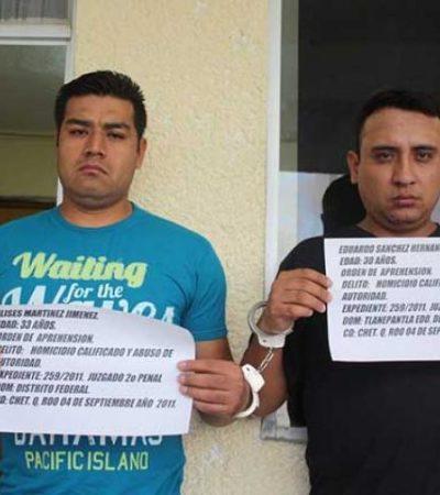 PARA ESO SÍ SON 'BUENOS': Ex escoltas de Bibiano Villa son parte de 'La Comitiva' en el Cereso de Chetumal