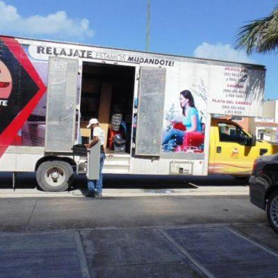 Por no pagar la renta durante 10 meses, desalojan oficina de la CEDH en Playa