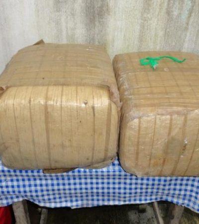 Comparece alcaide por droga decomisada en Cereso de Chetumal