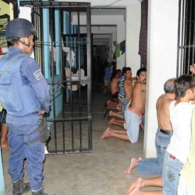 HACEN 'AGUA' CÁRCELES EN QR: Cesan al alcaide del penal de Playa del Carmen tras ventilarse 'posada VIP'
