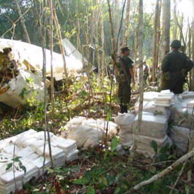 Confirman reactivación de rutas del narco con pistas clandestinas en Quintana Roo