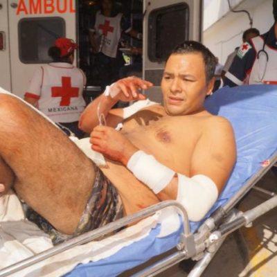 ESCAPA DE EJECUCIÓN EN CANCÚN: Tras ser 'levantado' y torturado, 'El Condón' huye de casa de seguridad en Bonfil