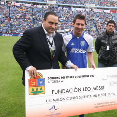 SALTA ESCÁNDALO 'EL CHARCO': Reviven donativo de Borge a Messi con dinero de QR por investigación en España sobre 'lavado' de dinero del narco en el círculo del futbolista
