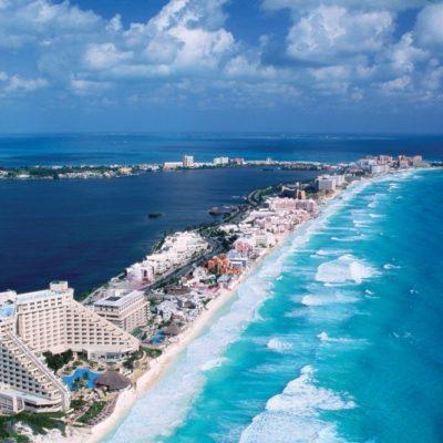 MÁS DE 7 MILLONES EN 2014: Cancún y la Riviera Maya, los destinos más visitados por el turismo internacional