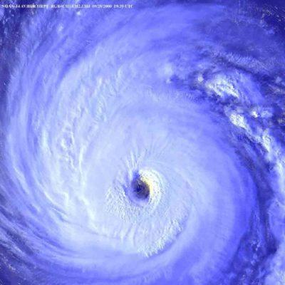 Anticipan un temporada de huracanes más tranquila en el Atlántico, pero no para bajar la guardia