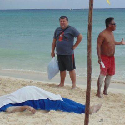 Muere ahogado turista de Guanajuato en playa Mamitas