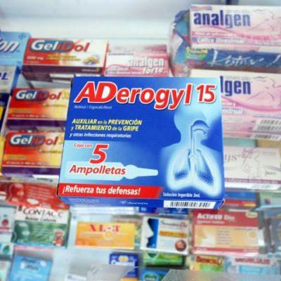 GOLPE INFLACIONARIO: Subirán en QR medicinas y alimentos pese a no estar gravados con IVA