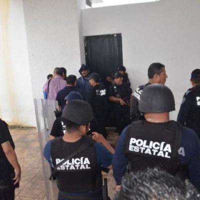 HALLAN MÁS DROGA EN EL CERESO: Encuentran un kilo de marihuana en 'visita guiada' de Bibiano Villa en el penal