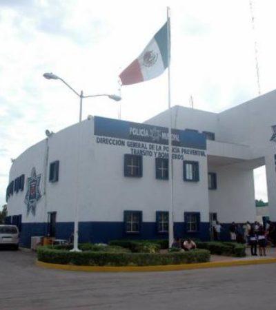 Ventilan inconformidad de agentes por nombramiento de subdirector interino de Tránsito en Cancún