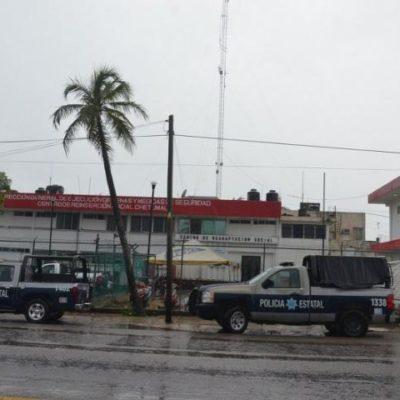 Trasladan a Chetumal a peligrosos reos de Cancún y Playa