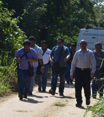 EJECUTAN A TAXISTA EN EL SUR: Con el rostro cubierto y el tiro de gracia, asesinan a hombre cerca del poblado Pedro A. Santos