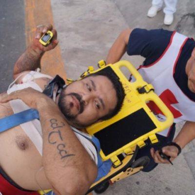 ATRIBUYEN INTENTO DE EJECUCIÓN A 'ZETAS': Hombre baleado en gimnasio de la Uxmal pagaba 'derecho de piso' a narcos