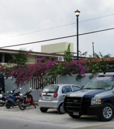 Cansado de supuesto 'bullying', adolescente acuchilla a compañero en secundaria de Cozumel