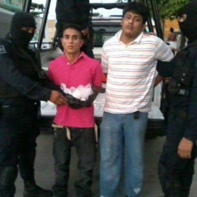 Con 300 dosis de cocaína y 36 de 'crack', capturan en Playa, otra vez, a distribuidor de droga de 'narcocasitas'