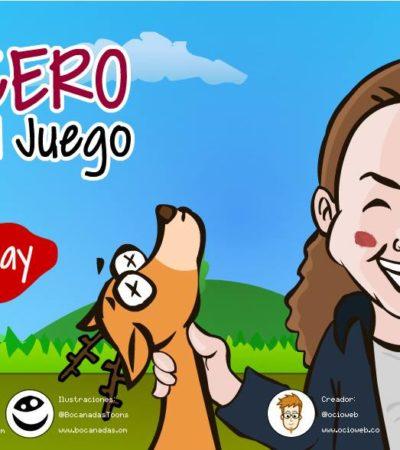 Con juego interactivo en internet, parodian a la 'cazadora' Lucero y al desnudista Cristian Castro