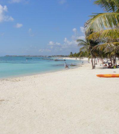 Por definirse en tribunales, polémica clausura de acceso a playa en Akumal