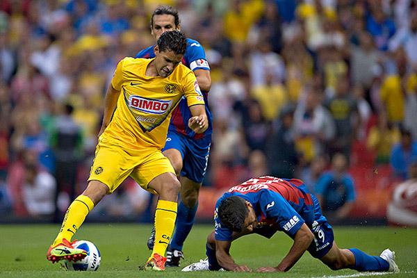 En partido polémico, cae el Atlante 1-0 ante América; Atlas gana al Pachuca y se aleja de los Potros y el descenso