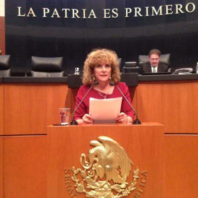 EXIGEN ACLARAR CIERRE DE ACCESOS AL MAR: Presenta Senadora Beristain punto de acuerdo para pedir cuentas a Profepa por clausura en playa de Akumal