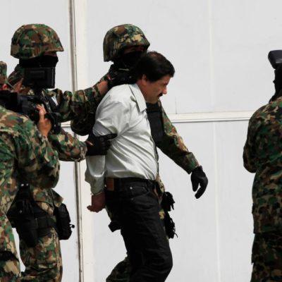 Pide EU la extradición de 'El Chapo'; posible, sólo hasta el 2028: abogado
