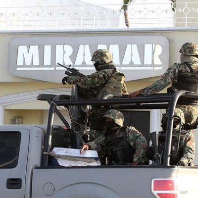 VAN TRAS LOS 'TESOROS' DE 'EL CHAPO: Busca PGR los sitios donde el capo esconde dinero y armamento