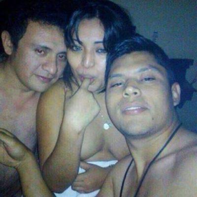 Despiden a funcionario de Tekax balconeado por fotos en trío sexual