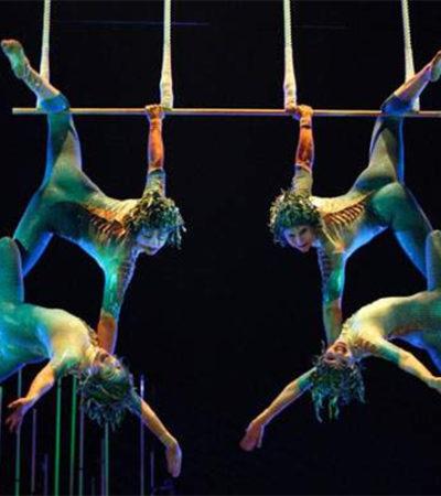 Atraerá 'Cirque du Soleil' turismo nacional e internacional a la Riviera Maya, destaca regidor