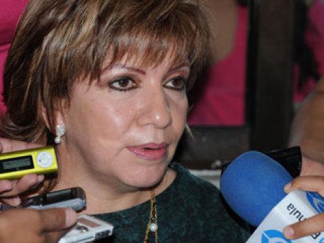 En medio de la violencia contra periodistas en Veracruz, cesa Duarte a su vocera Gina Domínguez, quien también fue jefa de prensa de Mario Villanueva