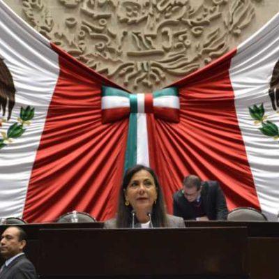 Propone diputada Graciela Saldaña crear Fondo Nacional de Áreas Naturales Protegidas