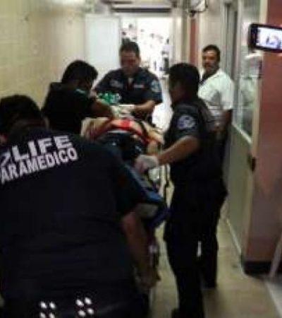 EJECUCIÓN EN PUERTO MORELOS: De 5 balazos, asesinan a 'El Paco' en el bar 'Laos'; el sexto caso del 2014 en BJ