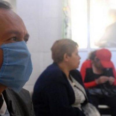 AVANZA INFLUENZA EN QR: Reportan 2 defunciones y 10 casos confirmados